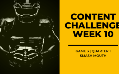 2020 Content Challenge Week 10 Review: Smash Mouth